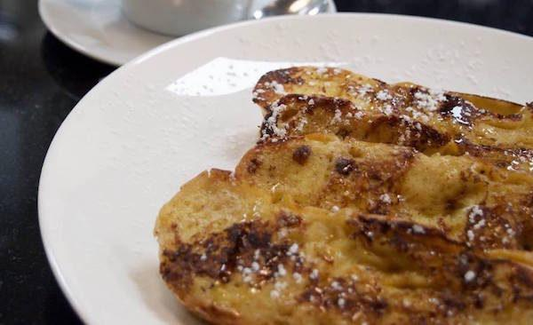 Sunflower Cafe French Toast