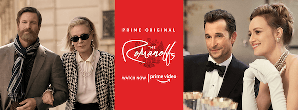 The Romanoffs at the Landmark at 57 West
