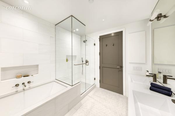 134 West 83rd Street Bathroom