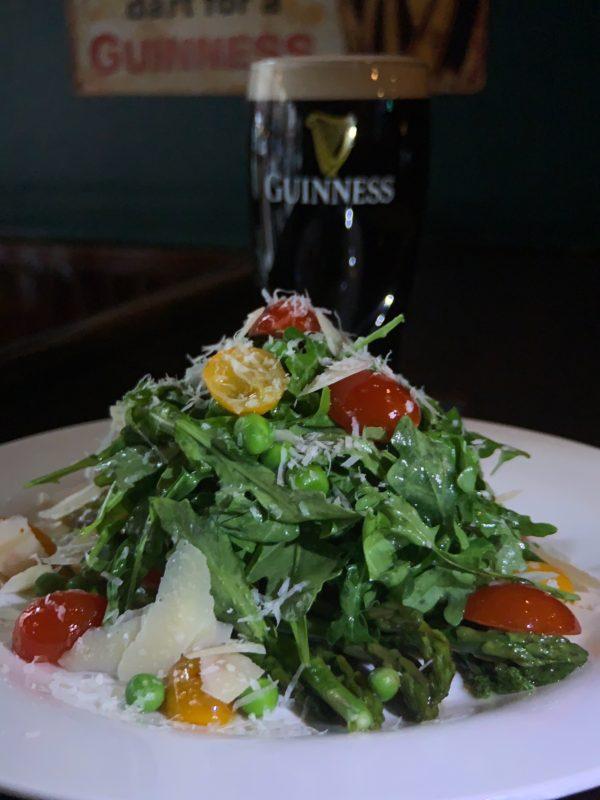 Asparagus Spring Salad