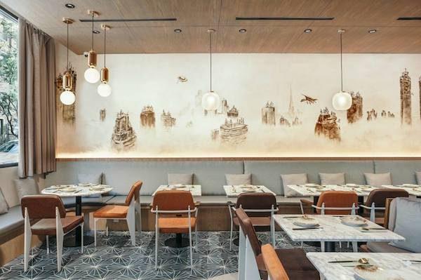 Atlas Kitchen Interior