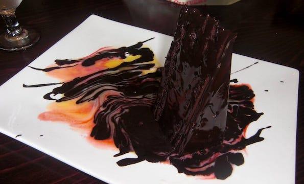 Biscocho de Chocolate