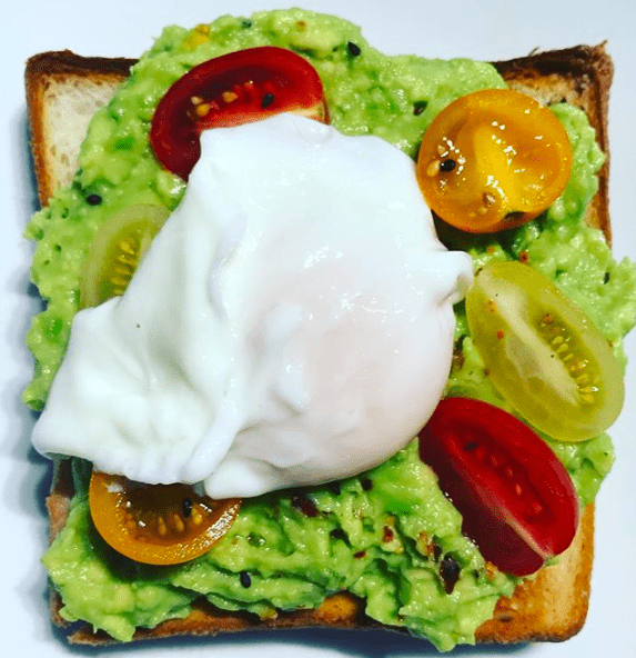 Boka Avocado Toast