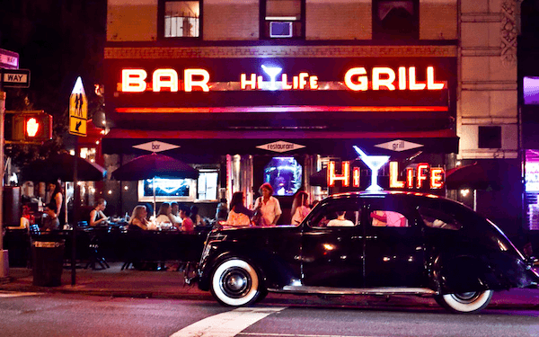 Hi Life Bar and Grill