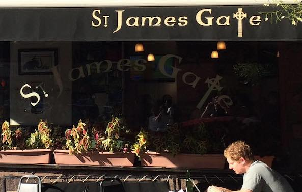 St. James Gate NYC