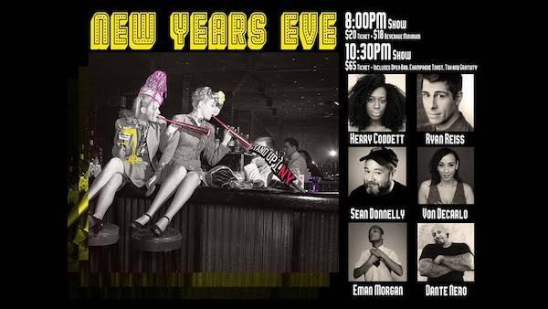Stand Up NY New Years