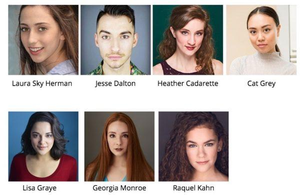 The Little Dancer Musical Cast