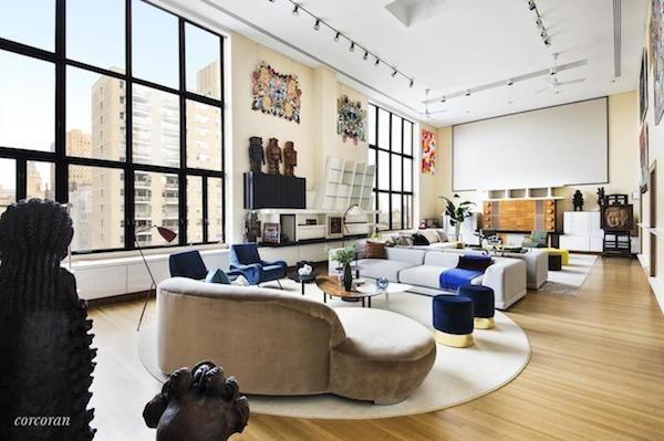 1 West 67th Street Penthouse
