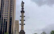 Christopher Columbus Statue Designated National Landmark