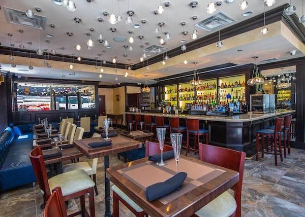 Olma Restaurant & Bar Interior