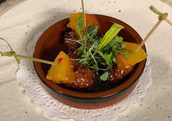 Olma Restaurant Meatballs