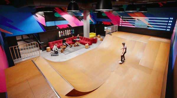Waterline Square Skate Park