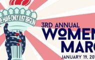 Womens March on NYC