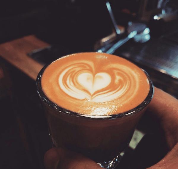 About Coffee Cortado