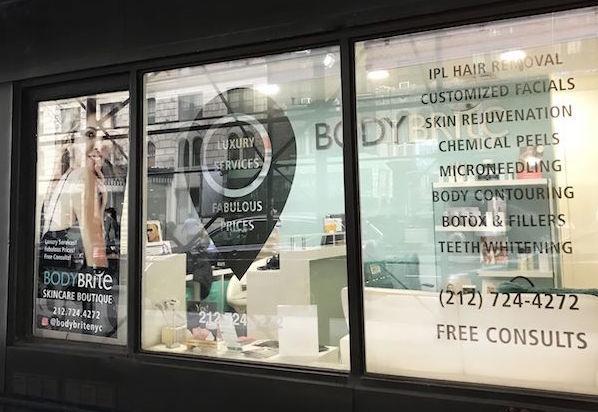 BodyBrite 72nd Street