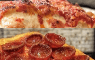 Made in New York vs. Marinara Pizza