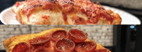 Made in New York vs. Marinara Pizza