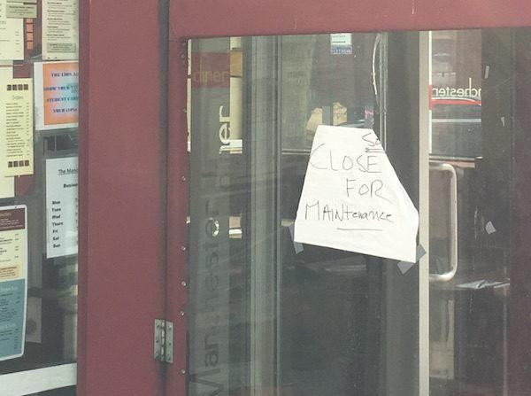 Manchester Diner Upper West Side NYC
