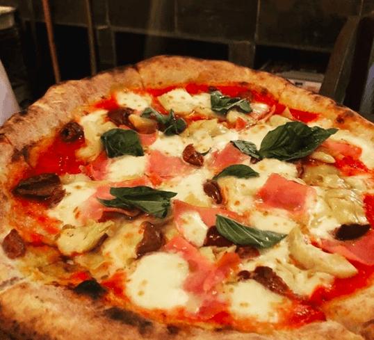 Ortomare Pizza