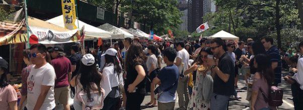 Street Fairs Upper West Side
