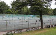 Central Park Tennis Center