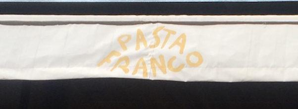 Pasta Franco closes
