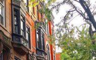 The Most Beautiful Streets on the Upper West Side