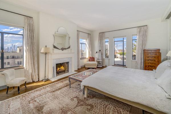 Barbara Streisand Central Park West Apartment