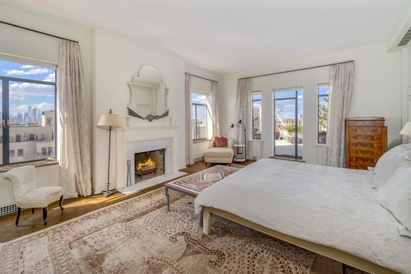 Barbara Streisand Central Park West Apartment