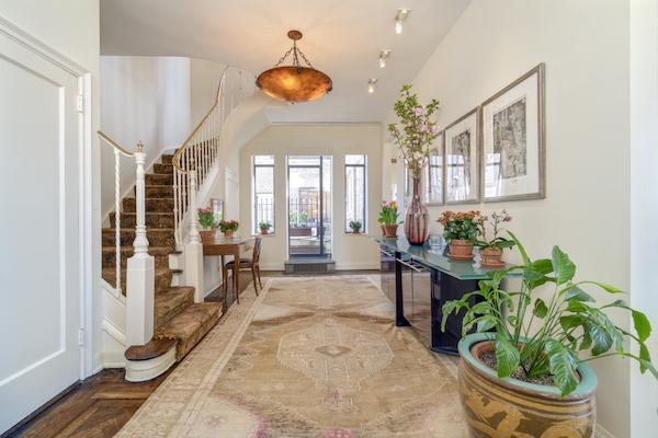 Barbara Streisands Ardsley Penthouse Duplex