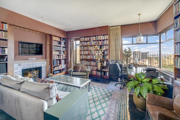 Barbara Streisands Former Central Park West Apartment