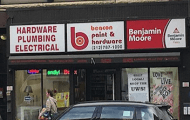 Beacon Paint and Hardware Closing
