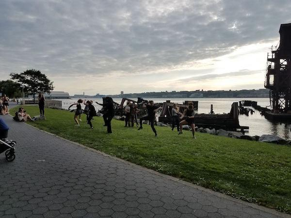 Dance Safari Summer on the Hudson