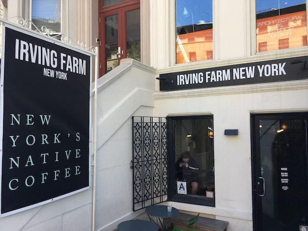 Irving Farm UWS