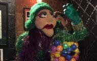 Drag Queen Puppet Bingo Dive 106
