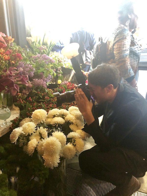 Flower Market Upper West Side NYC