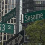 "63rd and Broadway is Now ""Sesame Street"""
