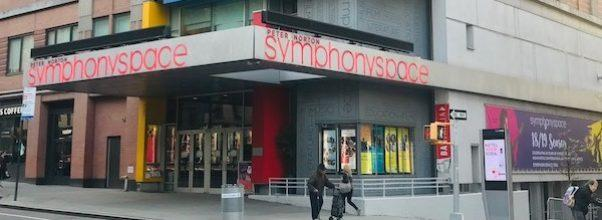 Singalong to HAIR at Symphony Space!