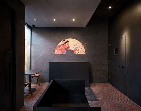 The Tang NYC Interior