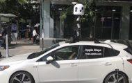 Apple Maps Car Spotted Upper West Side NYC