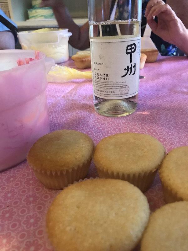BYOB Class Magnolia Bakery