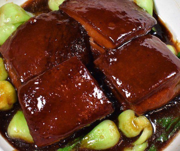 Braised Pork DongPo Style