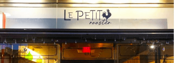 Le Petit Rooster Closes