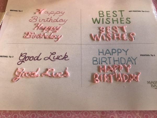 NYC Cupcake Class
