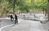 Redesign of 108th Street Skate Park Begins