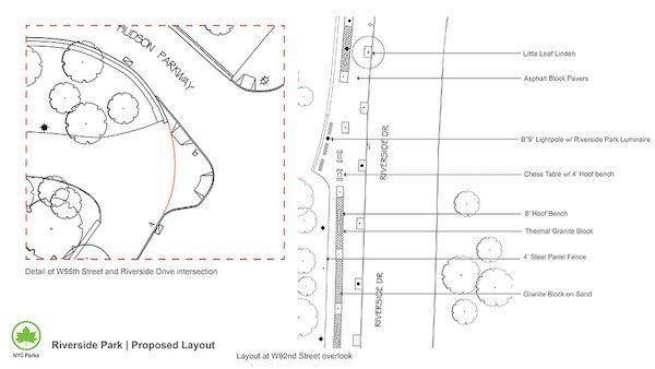 Riverside Park Path Reconstruction