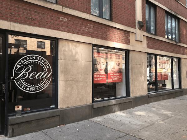Beau Eyelash Studio
