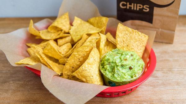 Dos Toros Chips and Guac