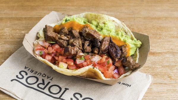 Dos Toros Steak Taco