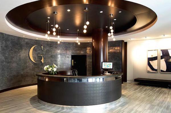 Greystone Lobby